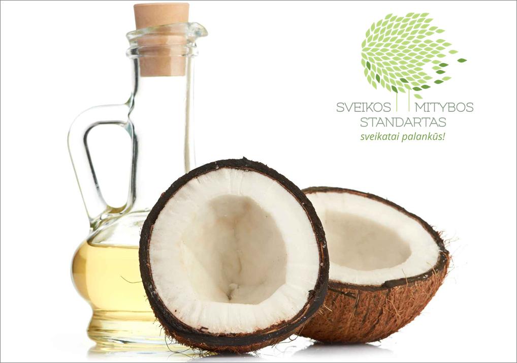 kokosų aliejus naudingas širdies sveikatai)